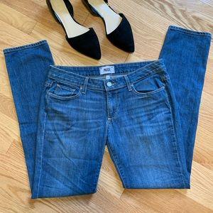 PAIGE Jimmy Jimmy Skinny Jeans in Greta Wash D1